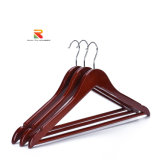 Wholesale Wooden Suit Hanger High Quality Clothes Hanger