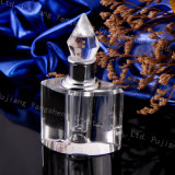 Empty Clear Crystal Body Perfume Bottle for Sale K9 Crystal