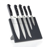 5PCS Stainless Steel Kitchenware with POM Handle
