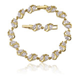 Hot Sale Female Jewelry for Gift 18K Gold Bracelet