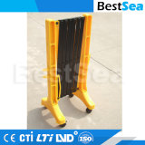 Temporary Parking Crowd Control Scissor Barricade Fence Stand Road Safety Products Traffic Portable Folding Expanding Barrier