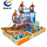 Ce Approved Children Indoor Playground Equipment
