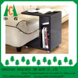 Simple Cheapest Melamine Particle Board Sofa Side Table
