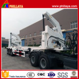 Skeleton Container Carrier Transport Chassis Trailers