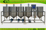 MR-5 Stainless Steel Crude Oil Refinery Machine with 980L/2H