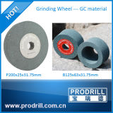 Sand Wheel/Disk for Grinding Tapered Chisel Bits
