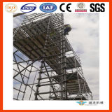 Galvanized Steel Layher Ringlock Scaffolding with En12811 as/Nz 1576