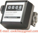 Mechanical Flow Meter / Kerosene Gasoline Diesel Flow Meter