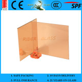 2-19mm Plain Pink Float Glass with AS/NZS2208