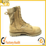 New Style Suede Leather Military Army with Zipper Desert Boot