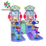 Colorful Park Parent-Child Kids Riding Bike Arcade Game Machine for 2 Players