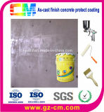 Cement Protection Concrete Wall as-Cast Finish Coating