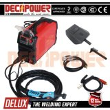 Ce Approved 220V TIG MMA 2in1 Mosfet Inverter Welding Machine