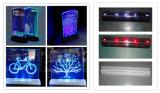 Wood/Plastic/Acrylic LED Display Base