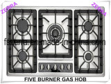 Brushed Stainless Steel Gas Cooker (JZS4513)