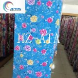 100% Polyester Microfiber Printing Fabric 80GSM for Bedding Set