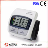 Electric Wrist Sphygmomanometer with FDA Approved