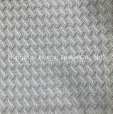 White Classic Woven Jacquard Mattress Ticking Fabrics for Border