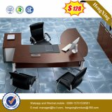 Fashion New Design Wooden Executive Table Melamine Office Furniture (HX-ND5003)