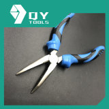 High Quality Bent Nose Pliers with PVC Handle