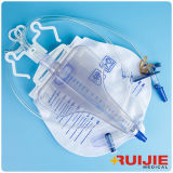 Approved Medical Disposable Luxurious Urine Bag Drainage Bag