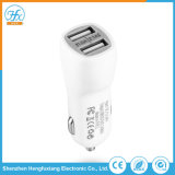 Travel 5V/2.1A Electric Dual USB Car Charger for Mobile Phone
