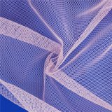 Wholesale Polyester Matte Plain Warp Knit Soft Tulle Net Mesh Fabric for Home Textile
