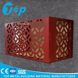 Customize Design Metal Perforated Air Conditioner Protective Cover