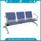 AG-Twc002 Useful for Patients Three-Seats Moving Hospital Waiting Chair Price