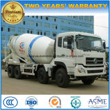 Dongfeng 8X4 Cement Mixer 15 Cbm Concrete Mixer Truck Price