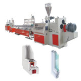 Hot Sale Plastic Window and Door PVC Profile Production Line Extrusion Machine