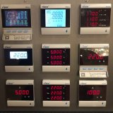 Yidek Full Size Data Display Panel Meter Instrument with IP30