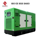 30kVA Diesel Generator 4b3.9-G2 Water Cooling Stamford Alternator Super Silent Genset Price