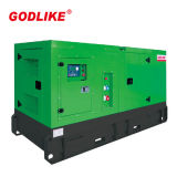 75kw Lovol Powered Diesel Generator Set with ISO and Ce