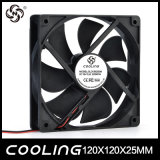 Cooling 120X120X25 mm 12025 12V DC 120mm Axial Cooling Humidifier Fan
