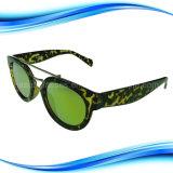 Double Metal Bridge Goggles UV Protection Anti Glare Sunglasses