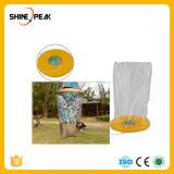 Disposable Hanging Bag Flytrap Cage Zapper Net Trap Fly Catcher Killer with Bait Basin Flies Garden Outdoor Nontoxic Supplies