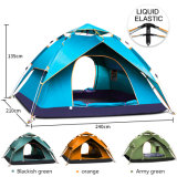 Large Waterproof Camping Tent Automatic Folding Easy up Camping Tents
