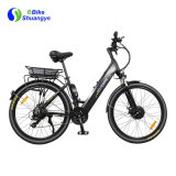 Green Travel Dual Motor Dual Battery Electric Bike