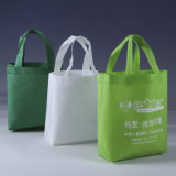 Cheap Silk Screen Printing Full Color Hand Nonwoven Promotional Bag