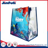 blue Sewing Children′s Shopping Bag