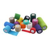 Colorful Adhesive and Light Elastic Medical Bandage