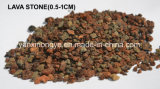 Lava Stone0.5-1cm, 1-2cm, 2-3cm Soilless Matrix Filter Material Adsorption Material Used Lava Stone