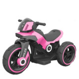 New Plastic Certificated Wholesale Kids Electric Motorcycle