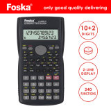 Stationery Office 10+2 Digit 2-Line Display 240 Function Scientific Calculator