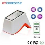E-Paymet Qr Code Scanner Barcode Reader Android USB Auto 2D Barcode Scanner for Supermarket