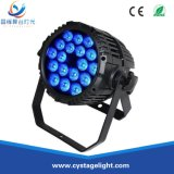 Good Price DJ LED 18PCS 10W 4in1 RGBW Outdoor Stage PAR Can Lights