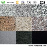 Chinese Cheap Sesame White/Light Grey Polished/Flamed Natural Granite Tiles/Floor Wall Tiles/Bathroom Tiles/Paving Tiles/Kerbstone (G603/G654/633)