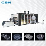 Automatic Plastic Vacuum Forming Machine for Fast Food Containers