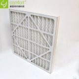 Cardboard Frame Panel Pleat Primary Furnace Air Filter